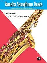Yamaha Saxophone Duets - laflutedepan.com
