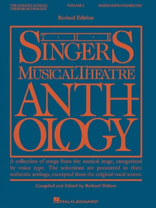 The Singer's Musical Theatre Anthology Volume 1 - Mezzo - Soprano / Alto laflutedepan