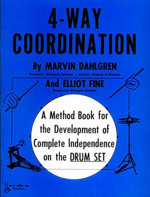 4-Way Coordination Marvin Dahlgren Partition Batterie - laflutedepan