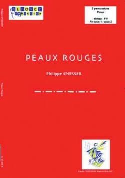 Peaux Rouges Philippe Spiesser Partition laflutedepan