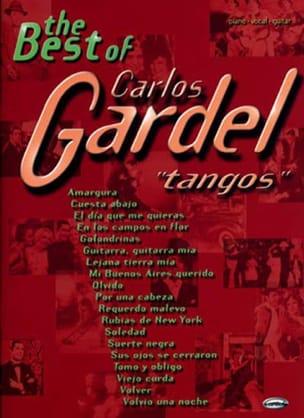 The Best Of Carlos Gardel Carlos Gardel Partition laflutedepan