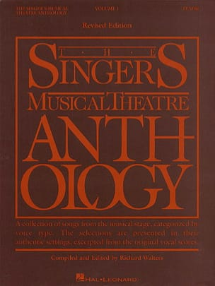 The Singer's Musical Theatre Anthology Volume 1 - Tenor laflutedepan