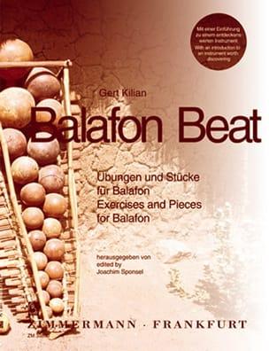 Balafon Beat Gert Kilian Partition World Percussions - laflutedepan