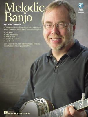 Melodic Banjo Tony Trischka Partition Musique du monde - laflutedepan