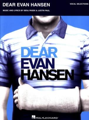Dear Evan Hansen - Vocal Selection laflutedepan