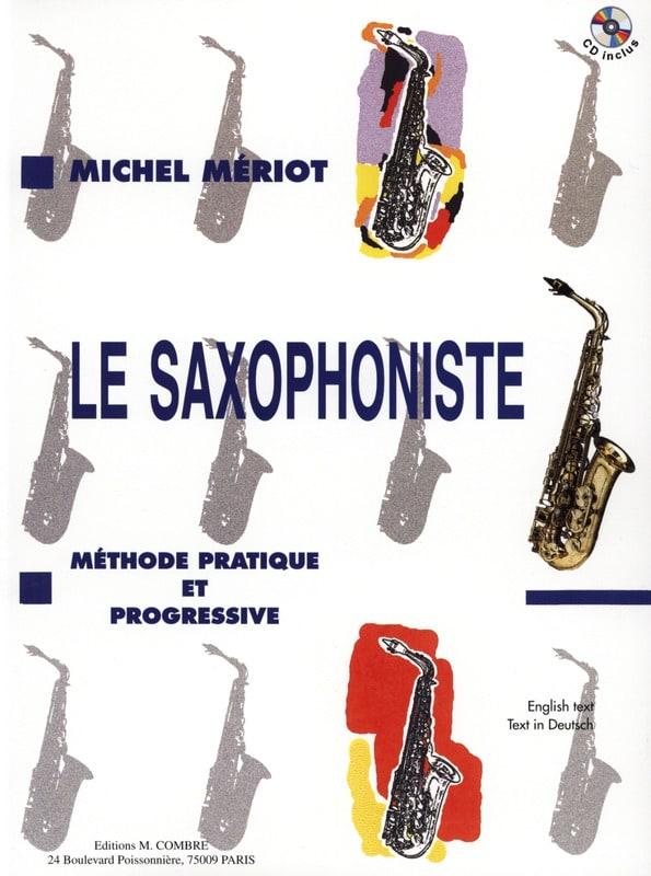 Le Saxophoniste - Michel Mériot - Partition - laflutedepan.com