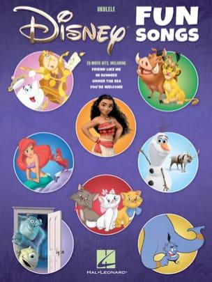 Disney Fun Songs for Ukulele DISNEY Partition laflutedepan
