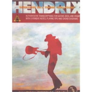 Variations on a theme: Red house - Jimi Hendrix - laflutedepan.com