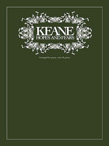 Hopes And Fears - Keane - Partition - Pop / Rock - laflutedepan.com
