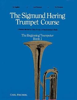 The Sigmund Hering Trumpet Course Book 1 - laflutedepan.com