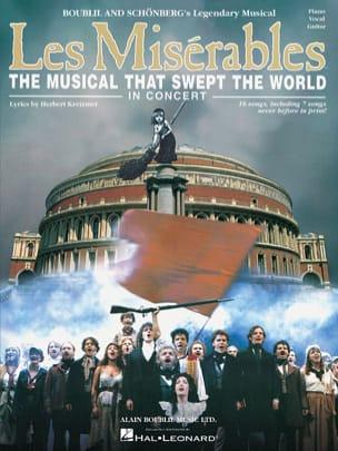 Les Misérables - In Concert Claude Michel Schönberg laflutedepan