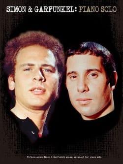Simon & Garfunkel: Piano Solo Simon Paul / Garfunkel Art laflutedepan
