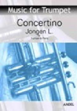 Concertino opus 41 Joseph Jongen Partition Trompette - laflutedepan