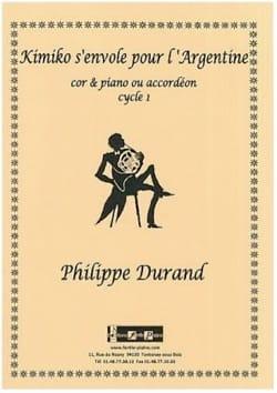 Kimiko s'envole pour l'Argentine - Philippe Durand - laflutedepan.com