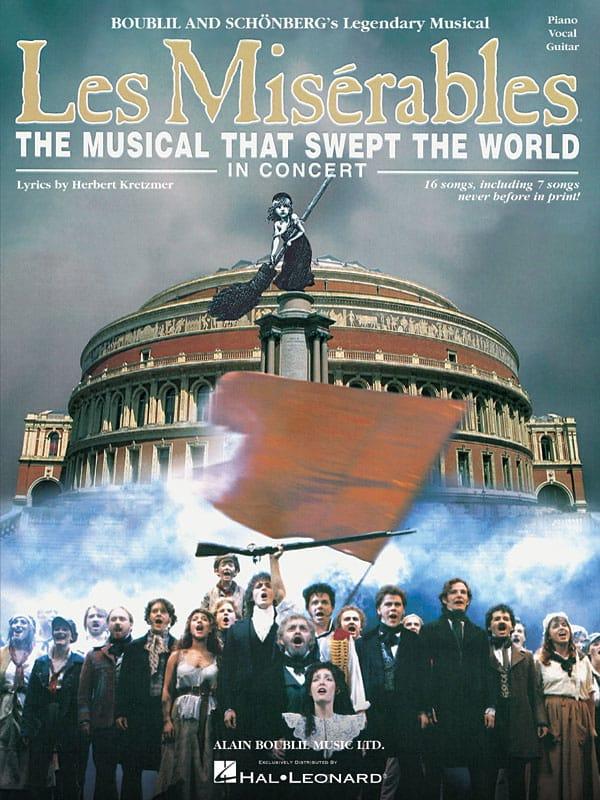 Les Misérables - In Concert - laflutedepan.com