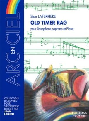 Old Time Rag - Stan Laferriere - Partition - laflutedepan.com