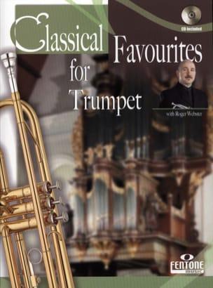 Classical Favorites For Trumpet Partition Trompette - laflutedepan