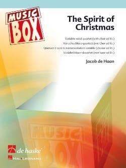 The spirit of christmas - music box Jacob de Haan laflutedepan