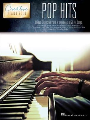 Creative Piano Solo - Pop Hits Partition Pop / Rock - laflutedepan