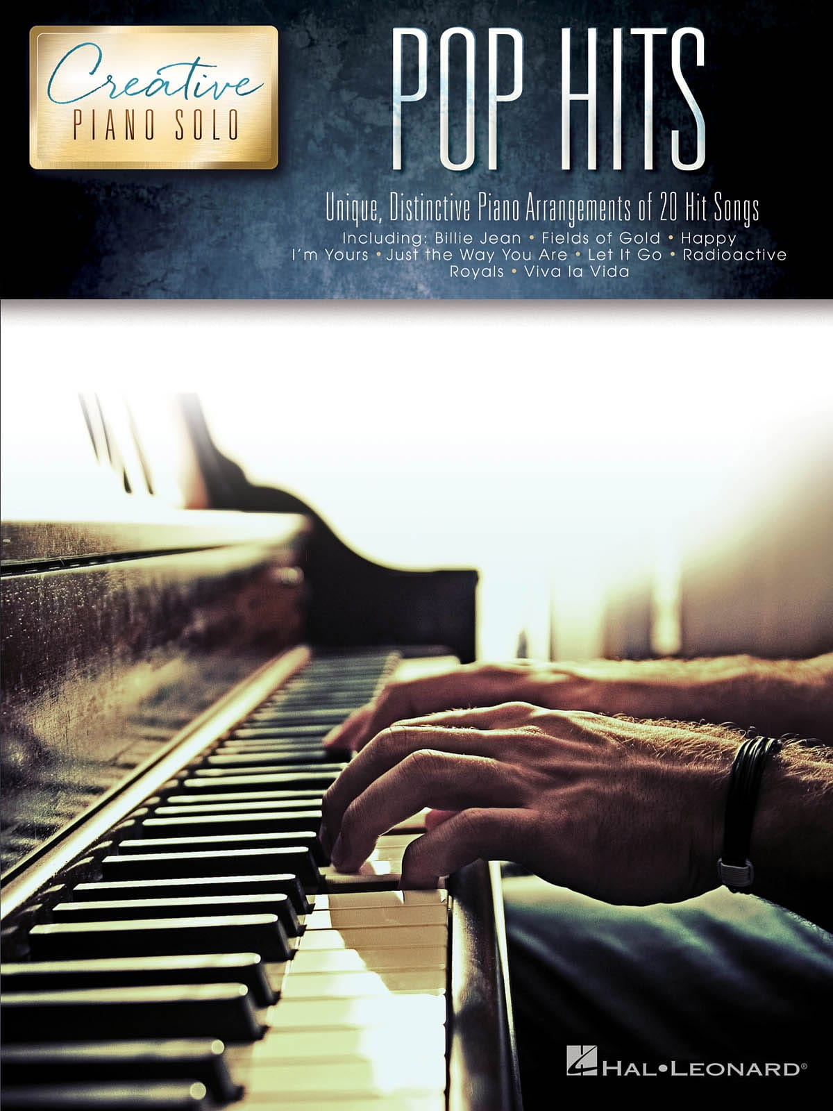 Creative Piano Solo - Pop Hits - Partition - laflutedepan.com