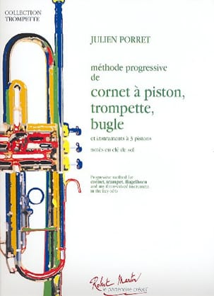 Méthode de Trompette Julien Porret Partition Trompette - laflutedepan