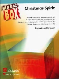Christmas spirit - music box Robert Van Beringen laflutedepan