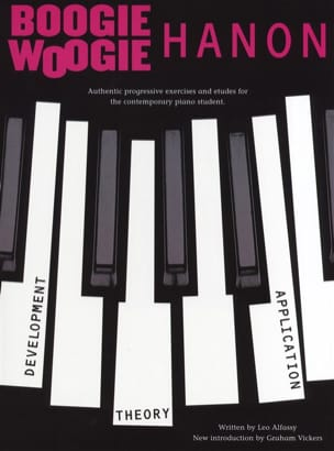 Boogie Woogie Hanon Revised Edition Leo Alfassy Partition laflutedepan