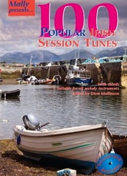 100 Popular Irish Session Tunes Traditionnel Partition laflutedepan