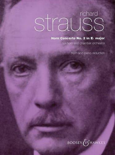 Horn Concerto N° 2 In Eb Major - Richard Strauss - laflutedepan.com