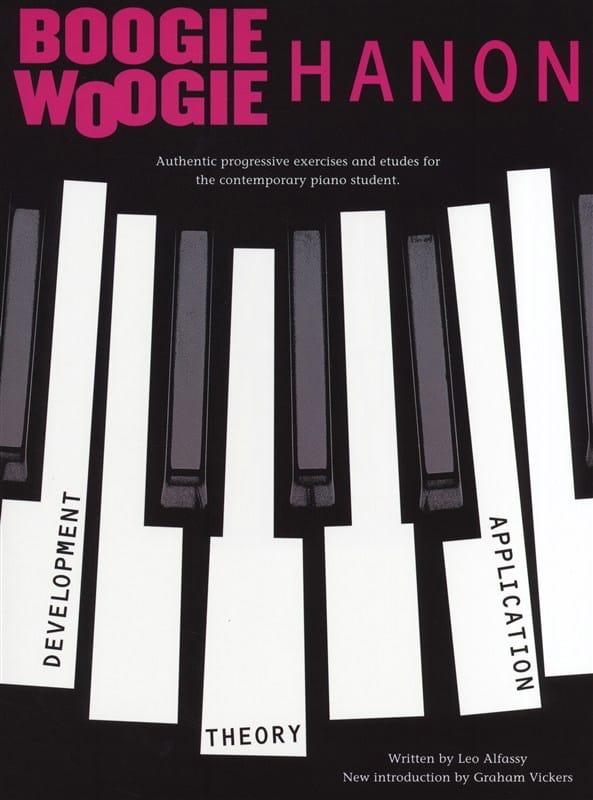 Boogie Woogie Hanon Revised Edition - Leo Alfassy - laflutedepan.com