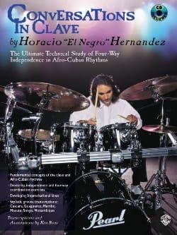 Horacio Hernandez - Conversations In Clave - Partition - di-arezzo.co.uk