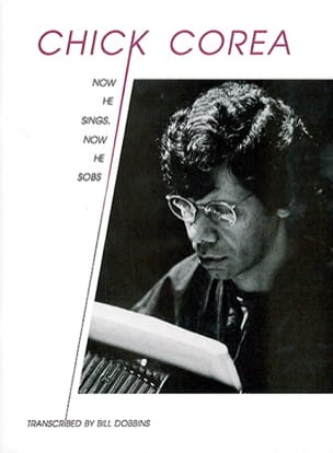 Now He Sings, Now He Sobs Chick Corea Partition Jazz - laflutedepan
