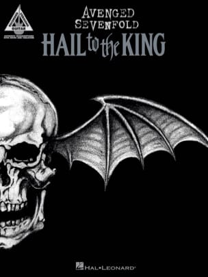 Hail To The King Avenged Sevenfold Partition Pop / Rock - laflutedepan