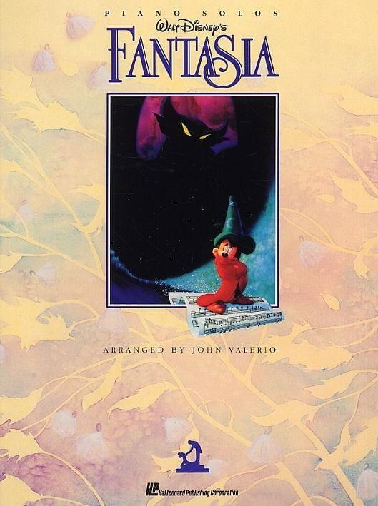 Fantasia - DISNEY - Partition - Musique de film - laflutedepan.com