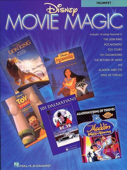 Disney Movie Magic - DISNEY - Partition - Trompette - laflutedepan.com