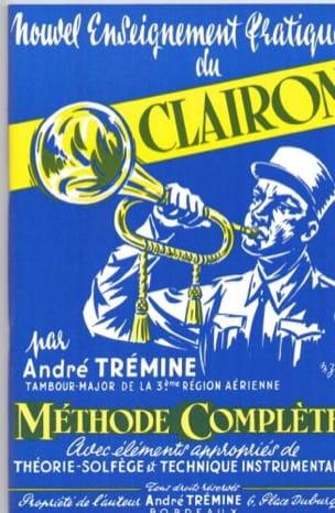 Nouvel Enseignement Pratique du Clairon André Trémine laflutedepan