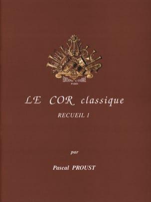 Le Cor Classique Volume 1 Partition Cor - laflutedepan