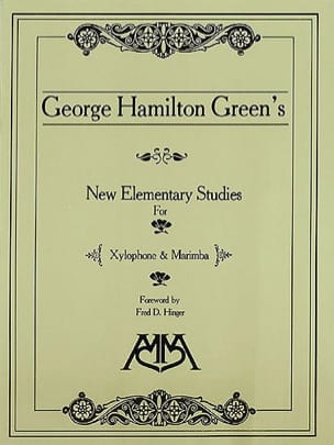 New Elementary Studies George Hamilton Green Partition laflutedepan