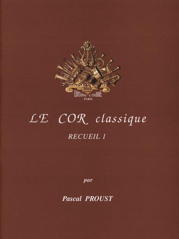 Le Cor Classique Volume 1 - Partition - Cor - laflutedepan.com