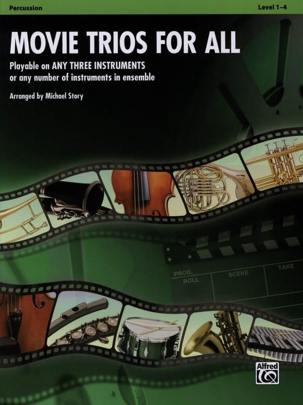 Movie trios for all - Partition - laflutedepan.com
