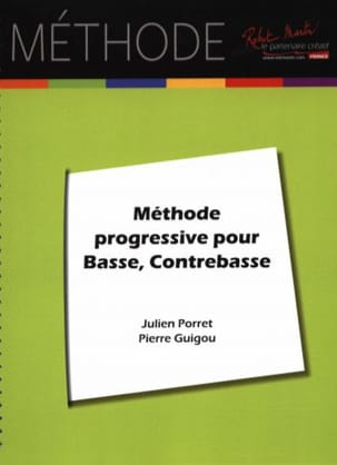 Méthode Progressive Julien Porret Partition Tuba - laflutedepan
