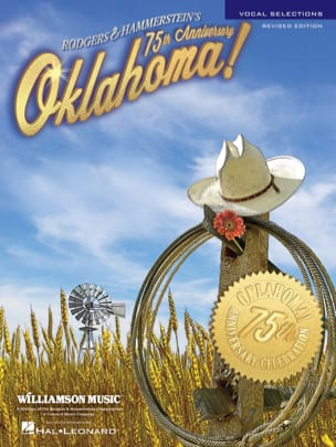 Oklahoma ! Rodgers & Hammerstein Partition laflutedepan