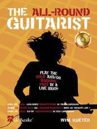 The All-Round Guitarist - Wim Kueter - Partition - laflutedepan.com