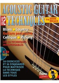 Acoustic Guitare Techniques Volume 2 laflutedepan