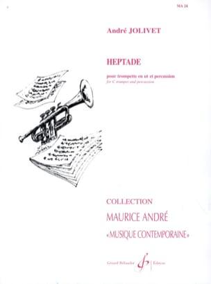 Heptade - Partition Et Parties André Jolivet Partition laflutedepan
