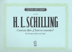 Canzona - Hans Ludwig Schilling - Partition - laflutedepan.com