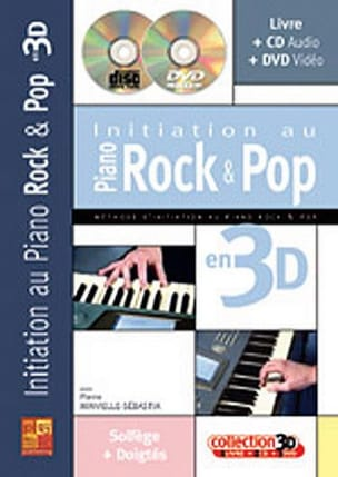 Initiation au piano rock & pop Pierre Minvielle-Sebastia laflutedepan