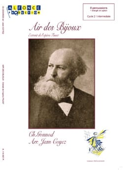 Air Des Bijoux - Extrait de l' Opéra faust GOUNOD laflutedepan