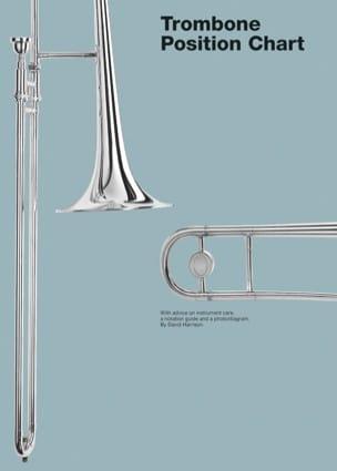 Trombone Position Chart - Partition - Trombone - laflutedepan.com