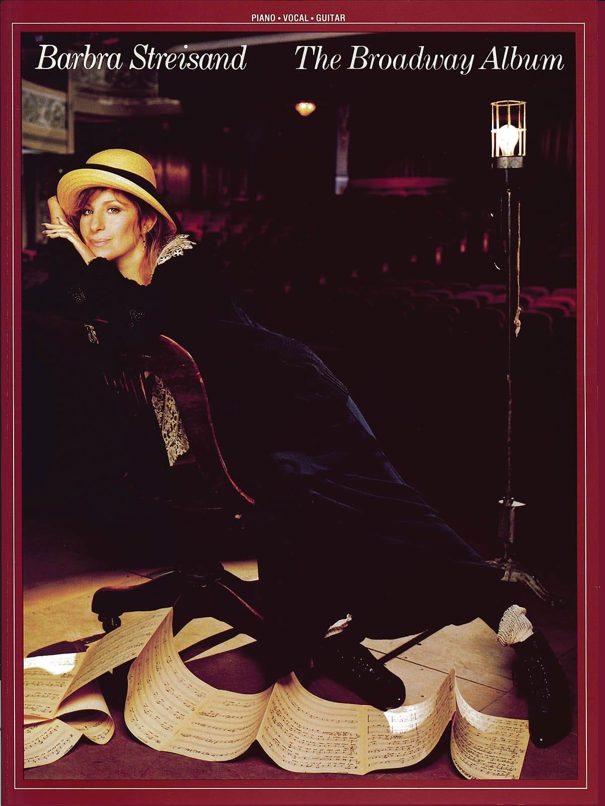 The Broadway album - Barbra Streisand - Partition - laflutedepan.com
